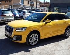 Audi Q2 1.6 TDI S-tronic S-Line