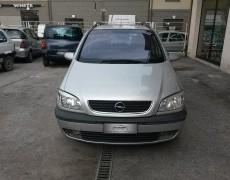 Opel Zafira 1.8 CDX Metano