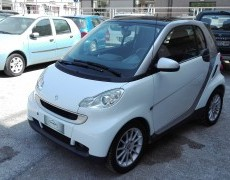 Smart forTwo 1.0 Passion mhd