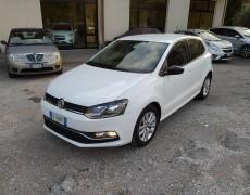 Volkswagen Polo 1.4 TDI 90 cv DSG Comfort 5 porte