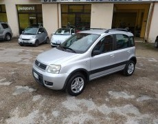 Fiat Panda 1.2 Natural Power Climbing Neopatentati