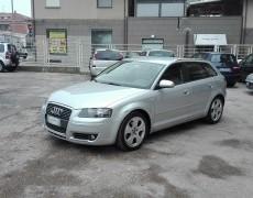 Audi A3 Sportback 2.0 TDI 140 cv Ambition