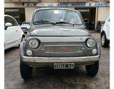 Fiat 500 F My Car Francis Lombardi - Tetto Chiuso