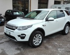 Land Rover Discovery Sport HSE 2.0 TD4 150 cv Cambio Automatico
