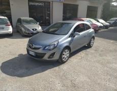 Opel Corsa 1200 GPL 3 porte Neopatentato