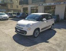 Fiat 500L 0.9 Twinair 80 cv Natural Power Pop Neopatentati